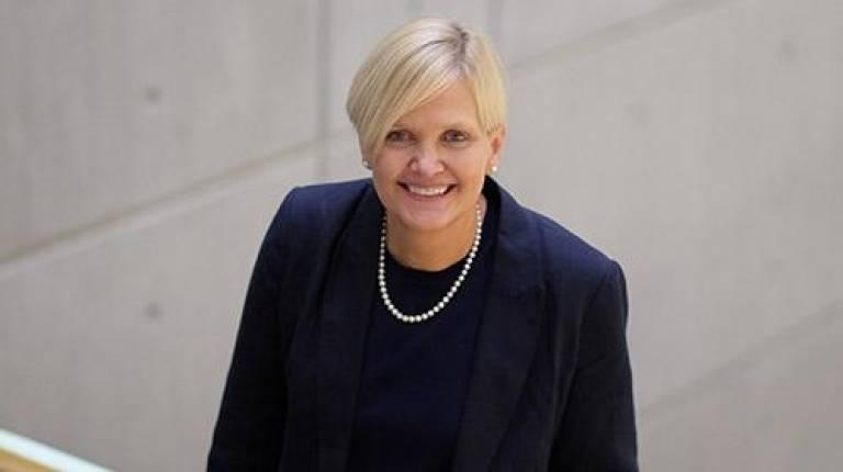 Portrait of Prof Nora Ann Colton
