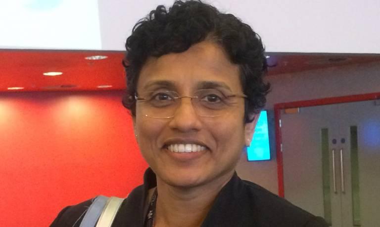 Professor Sobha Sivaprasad
