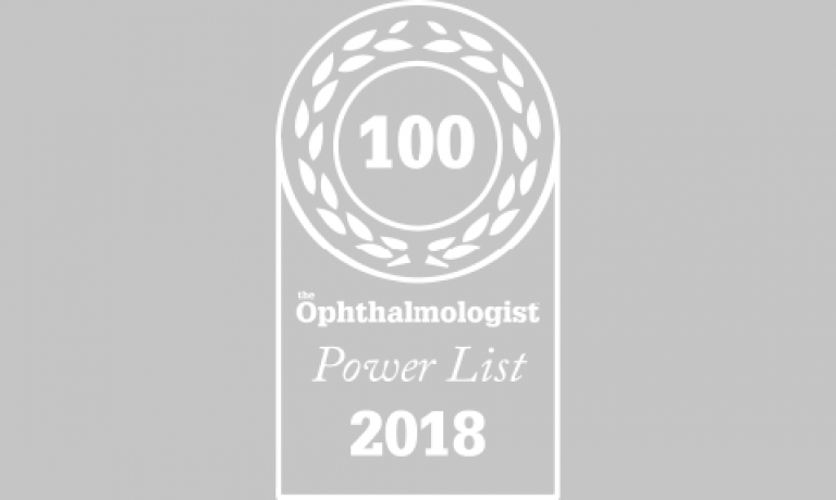 Power List 2018 - the Ophthalmologist