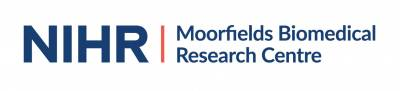 Moorfields Biomedical Research Council logo