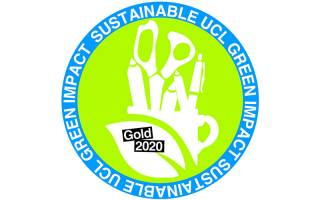 Green Impact Gold Award 2020