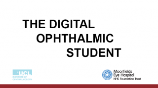 The digital ophthalmic student