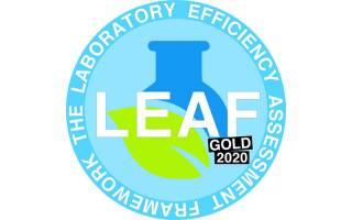 Laboratory Efficiency Assessment Framework Awards 2020