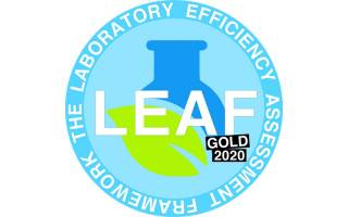 Laboratory Efficiency Assessment Framework Awards 2020