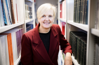 Prof Nora Ann Colton, Director of Education