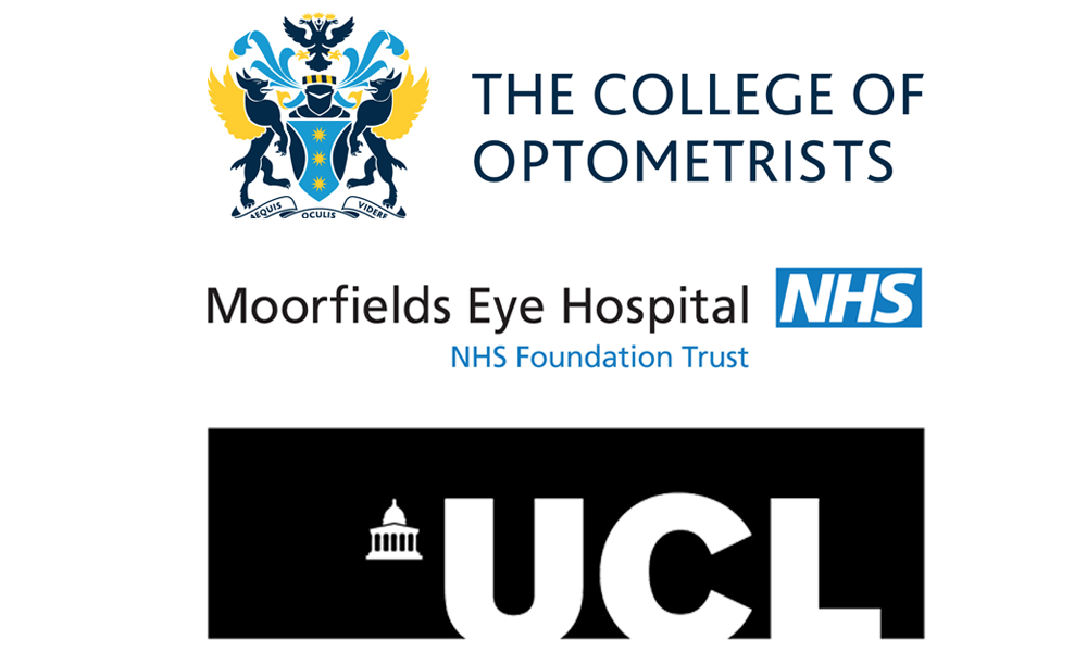College of Optometrists, Moorfields Eye Hospital and UCL Institute of Ophthalmology
