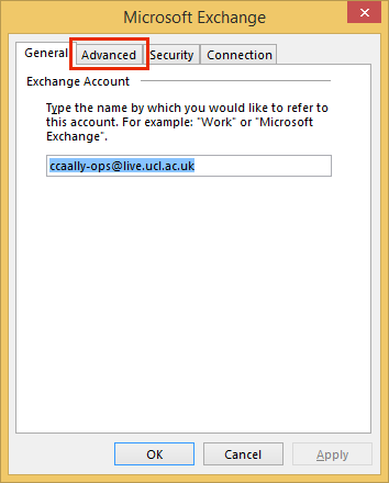 how to add a shared mailbox in outlook 2013