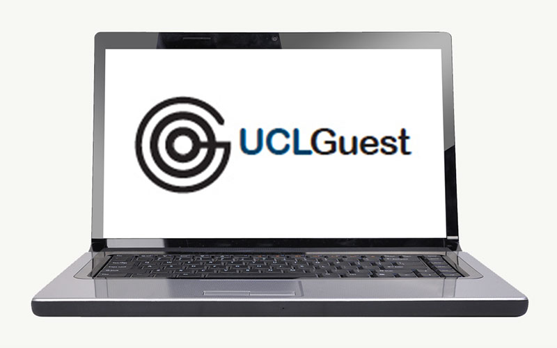 UCLGuest logo
