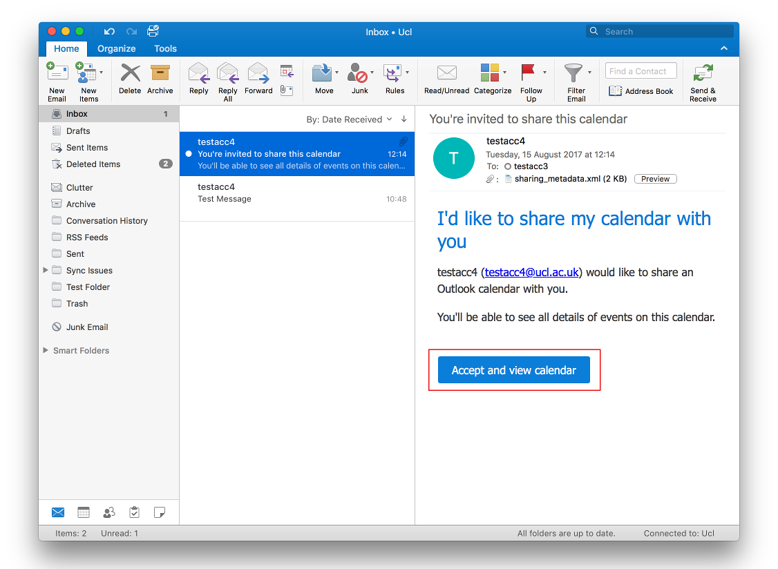 Shared Calendar Icon.View Another Person S Calendar In Outlook 2016 For Mac Information