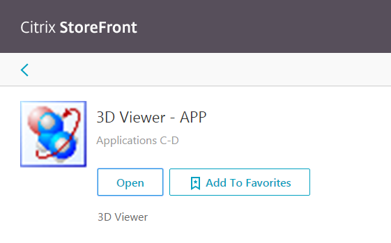 Desktop@UCL Anywhere: Using the Citrix StoreFront | Information