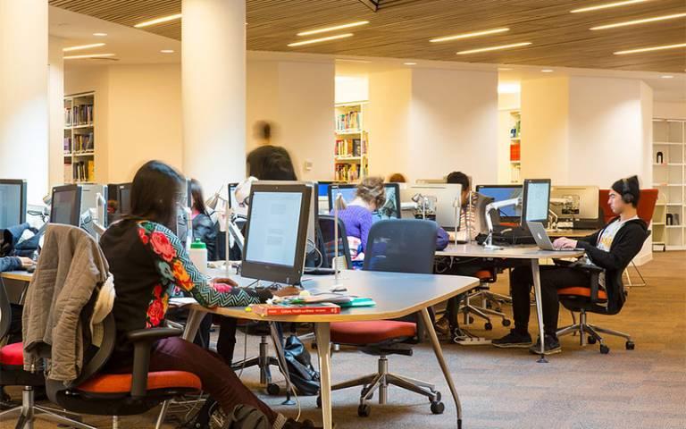 Computers at UCL