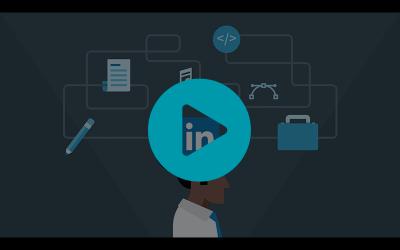 LinkedIn Learning - Gaining skills video screenshot
