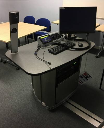 AV Control Panel Teaching Rooms…