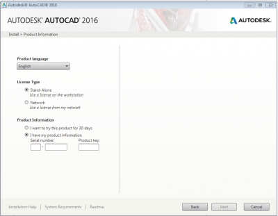 How to install AutoCad for Windows | Information Services