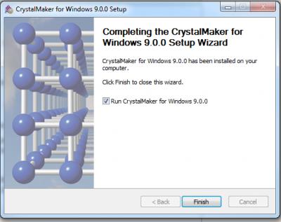 CrystalMaker 11…
