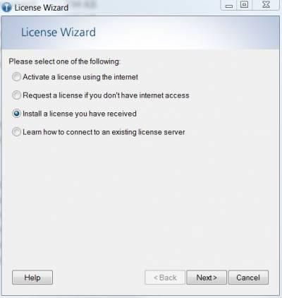 Envi Activation Received License Wizard 1…