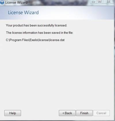 Envi Activation Received License Wizard 4…
