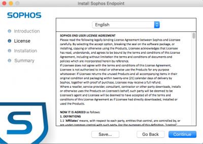 Sophos for Mac 2…