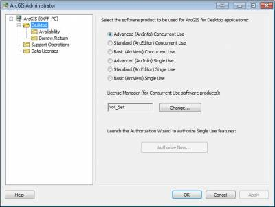 How to Activate ArcGIS | Information Services Division - UCL