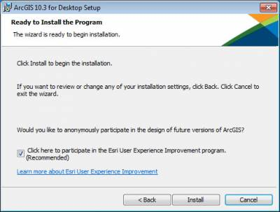Click install to install software…