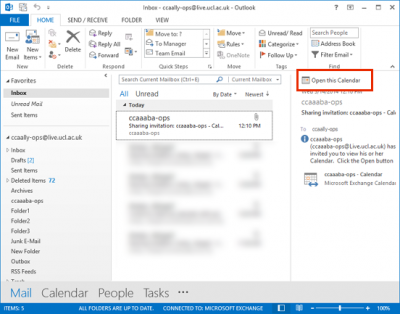 how to create an email invitation in outlook