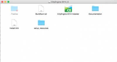 How to install CityEngine for Mac | Information Services Division