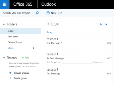 Turn off/on Conversation View in Outlook Web Access (OWA