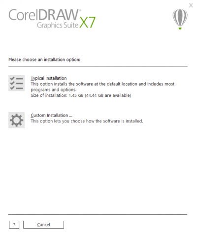How to install CorelDRAW Graphics Suite | Information
