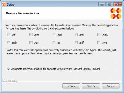 Select File Associations…