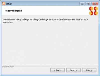 Click Next to Install…