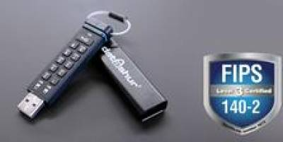 Data Shur iStorage USB flash drive…