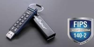 Data Shur iStorage USB flash drive…