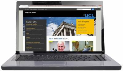 Borrow a laptop for free in UCL libraries…