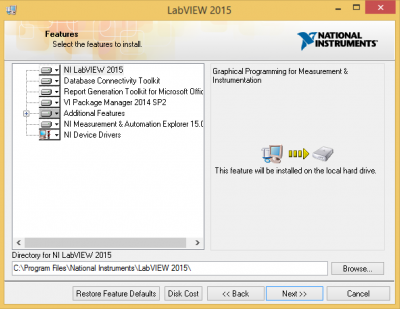 How to install LabVIEW for mac | Information Services