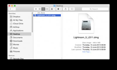 Lightroom mac file…