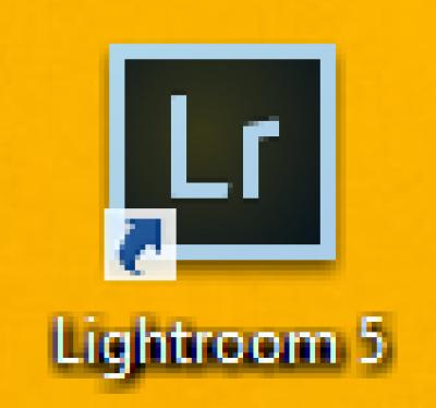 Photoshop Lightroom icon…