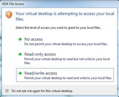 Local File Access on Desktop@UCL Anywhere…