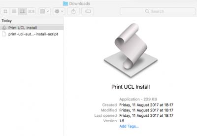 Mac Downloads Window…