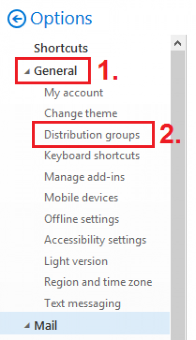 modify central distribution list owners in outlook web access owa rh ucl ac uk