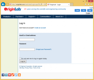 How to Activate OriginPro for offsite use | Information Services