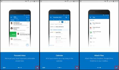 Connect to Outlook for iOS and Android | Information Services