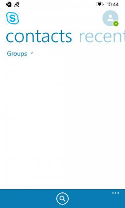 Fig 7. Skype for Business setup completed…