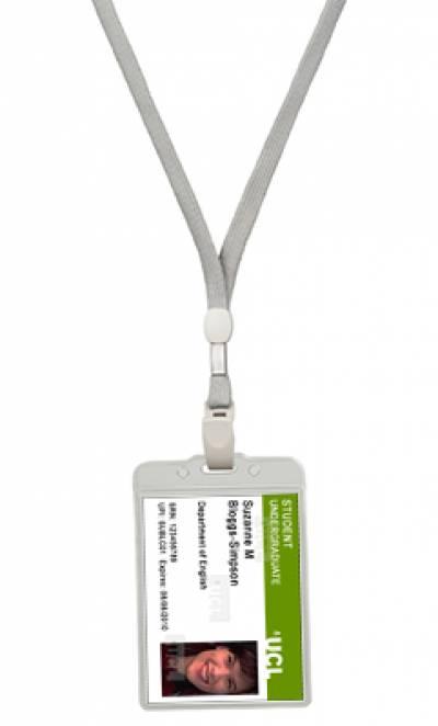 Student ID card…