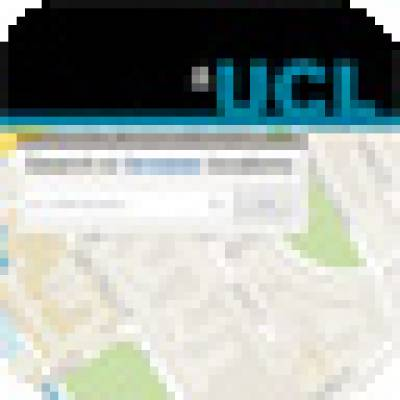 UCL Map location…