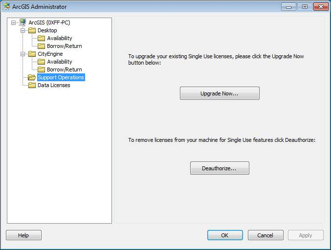 Click Deautherise to Remove Previous Keys…
