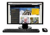 Desktop computer…