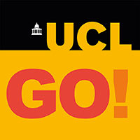 UCL Go! logo