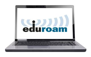Get Connected eduroam laptop