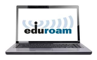 Get Connected eduroam laptop
