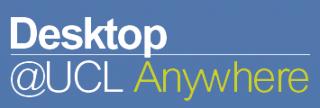 Desktop@UCL Anywhere service…
